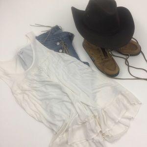 Lauren Conrad tunic top